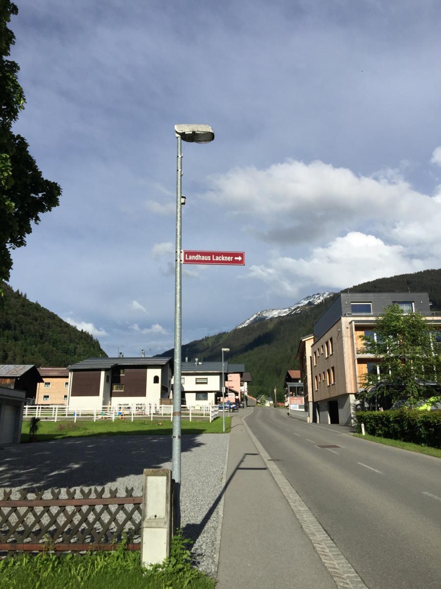 Landhaus Lackner Anfahrt